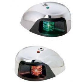 Attwood led lanternesæt topmonteret rød & grøn