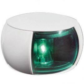 Hella LED lanterne 2NM hvid plast styrbord