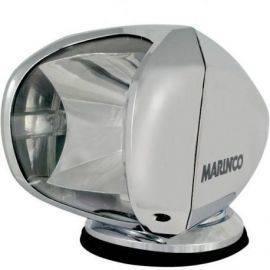Marinco søgelygte krom 12-24v