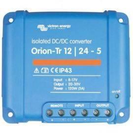 Victron orion-tr omformer 24 - 12v  5amp