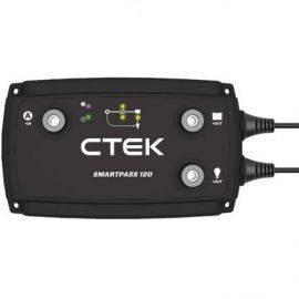 Ctek smart pass 12v 120amp.