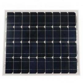Solpanel polykrystal - alu 80wp  840 x 670 x 35mm