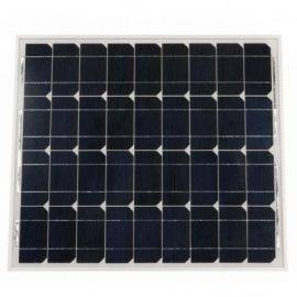 Solpanel polykrystal - alu 100wp 1000 x 670 x 35mm