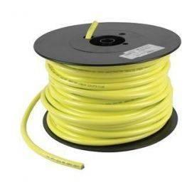 Marinekabel gul 3 x 25 - 50mstrækfast olie & uv bestandig
