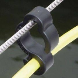 Kabelholder til søgelænder, pose med 6stk