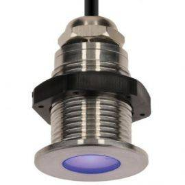 Nauticled cl03 blå courtesy light ip67 ø30-22x31mm 06 watt