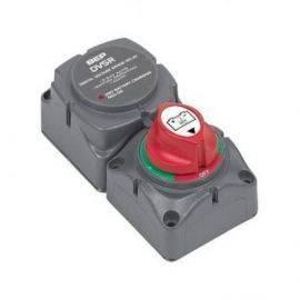 BEP hovedafbr. med isolator 140Amp