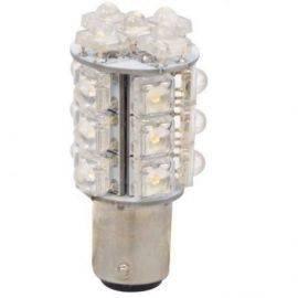 Lanterne pære led 12 volt bay15d