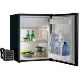 Køleskab 75l 12-24v udv komp m-køleakkumulator