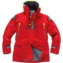 Gill os12 offshore jakke rød str. s