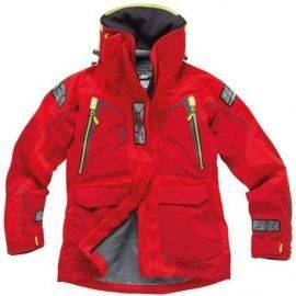 Gill os12 offshore dame jakke rød str 10