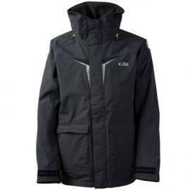 Gill os31j coastal jakke graphite str xs
