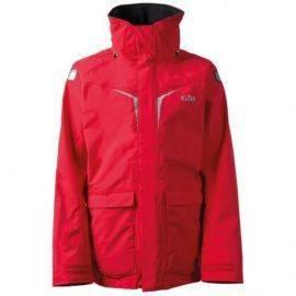 Gill os31j coastal jakke rød str xs