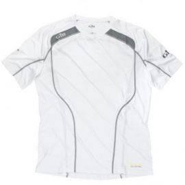 Rc020 race t-shirt gill hvid str xs