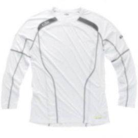 Gill rc07 race langærmet t-shirt hvid str xxl