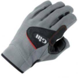 7042 sejler handsker u/fingre gill grå str xl
