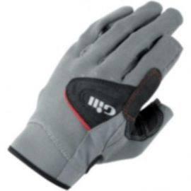 7052 sejler handsker m/fingre gill sort str l