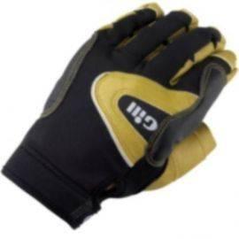 7451 pro sejler handsker m/fingre gill sort str xs
