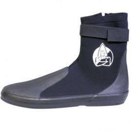 V12 neoprene støvler sort str 43-44