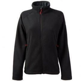Gill 1487w i4 fleece dame jakke sort str 14