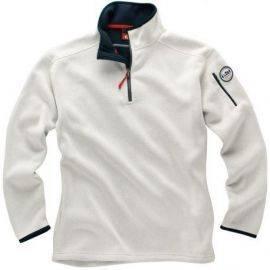 Gill 1491 fleece sweater hvid str m