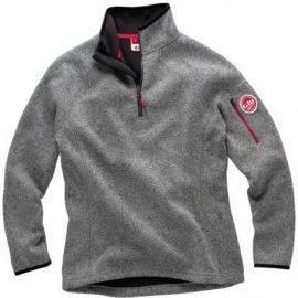 Gill 1491w fleece sweater grå str 14
