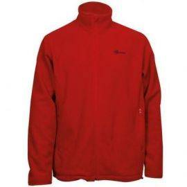 Rsailwear fleece model genova red str. medium