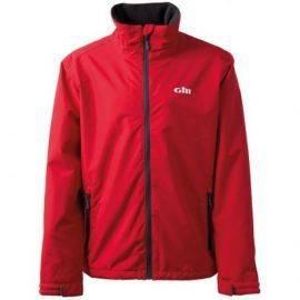 Gill in82j crew sport jakke rød str xl