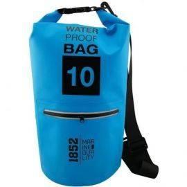 1852 vandtæt taske 10 liter blå