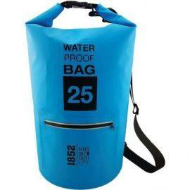 1852 vandtæt taske 25 liter blå