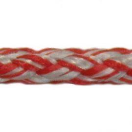 Liros dynasoft grå-rød 8mm