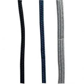 1852 fortøjning dobbelt flettet sort Ø10mm 10m