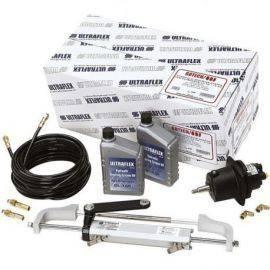 Ultraflex Hydraulisk styringspakke - til påhængsmotor 115hk