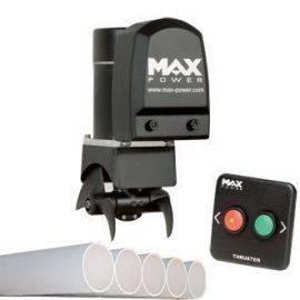 Max Power Bovpropelsæt CT60 12v mono med trykknap panel