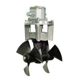 Bovpropel 225 hydraulic compbasis enhed