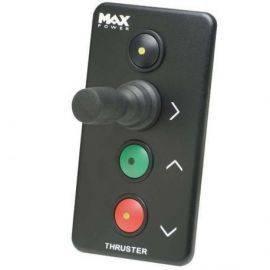 Max Power Joystick til Vip og Compact retractable sort