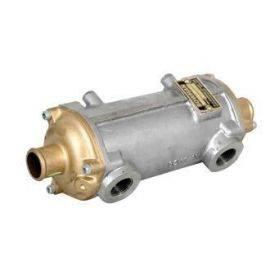 "Oliekøler bowman ec 120 3/4"" olie, vand 45mm"