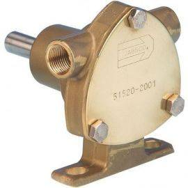 Jabsco impeller pumpe brz ped 010 mech 51510-2001