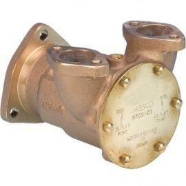 Jabsco impeller pumpe brz flg 080 bsp 9700-01