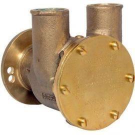 Jabsco impeller pumpe brz flg 080 hose (23430-1001)