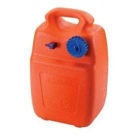 Benzintank plast 12 ltr
