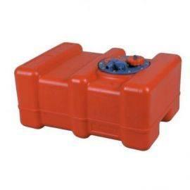 Tank plast 55 ltr. 650x350x300mm