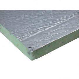 Isoflock Polytecplade m.folie 4x50x100