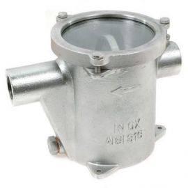 Vandfilter 316 rf stål 1 1-2