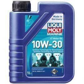 Liqui moly marine 4t motor olie 10w-30 1 liter