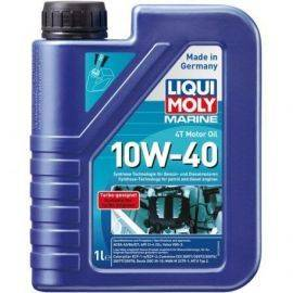 Liqui moly marine 4t motor olie 10w-40 1 liter