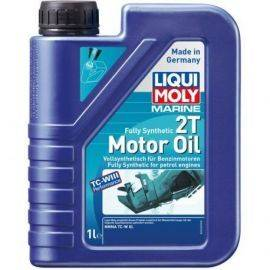 Liqui moly marine 2t motor olie fully synthetic 1 liter