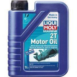 Liqui moly marine 2t motor olie 1 liter