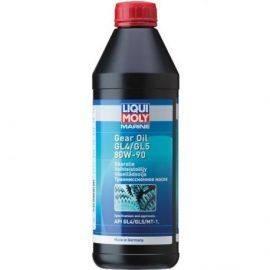Liqui moly marine gearolie gl4/gl5 80w-90 1 liter