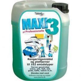 Maxi 3 allround vaske-& rengøringsmiddel 5 ltr